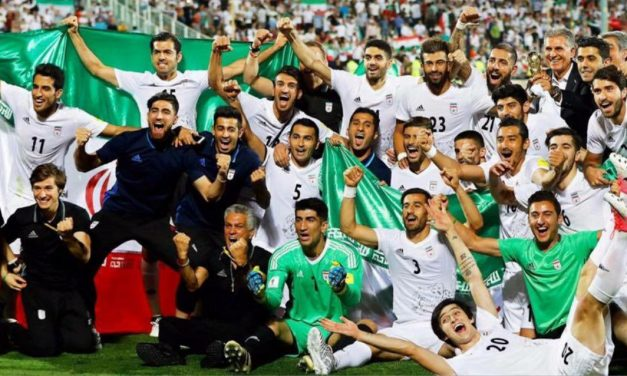 IN TRIPLICATE: U.S.'s Dan Gaspar reaches World Cup a record third time