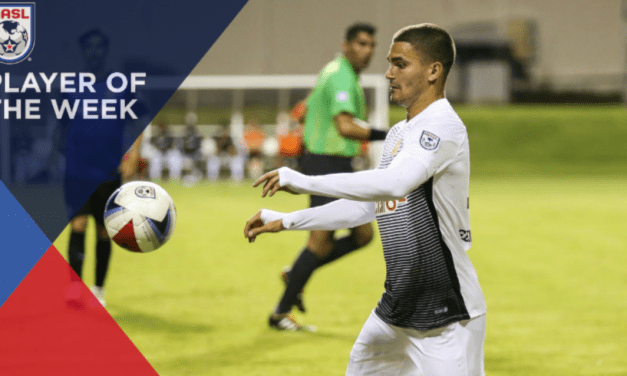 BEST IN LEAGUE: Puerto Rico's Gentile named NASL player of the week