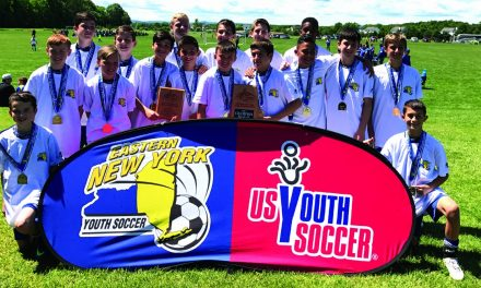 ENY BOYS U-13 STATE CUP: Hauppauge Hurricanes 2, Smithtown Bayern 2 (Hauppauge wins 4-2 in shootout)