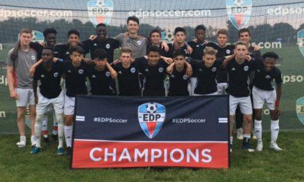 WESTFIELD BOUND: 11 EDP teams reach US Club nationals