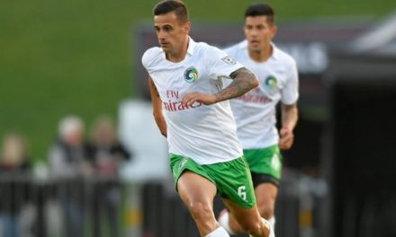 MORE FOR MARQUEZ: Spanish midfielder re-ups with the Cosmos
