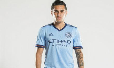 ONE TOUGH BREAK: NYCFC's Matarrita lost for 3-4 months
