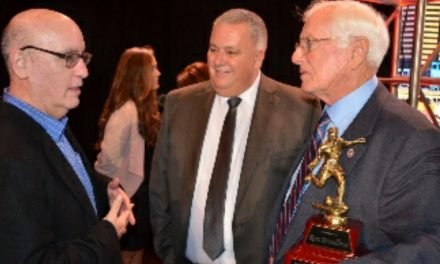 GOODBYE, RON: Former United Soccer Coaches president Broadbent passes away