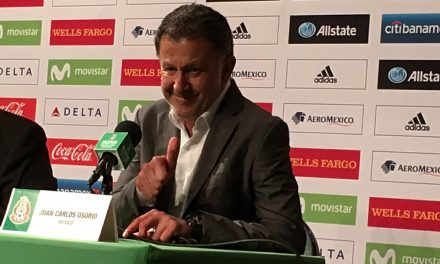 MOVING ON: Osorio tells Mexican federation he won't coach in the next cycle