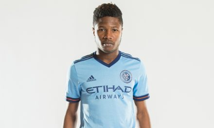 A LOAN ARRANGER: NYCFC's Gomez joins Riverhounds