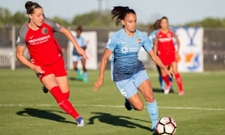FORTRESS, PROVIDENCE: Sky Blue will try to be a thorn in Portland's side