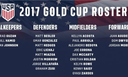 A CHANCE TO IMPRESS: Veterans, youngsters on U.S. roster for the Gold Cup