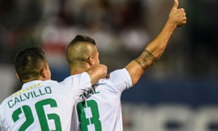 PLAYER OF THE WEEK: Cosmos' Calvillo (2 goals) earns the honor