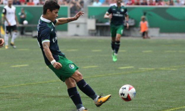 A FRIENDLY WIN: Cosmos blank Valencia, 2-0