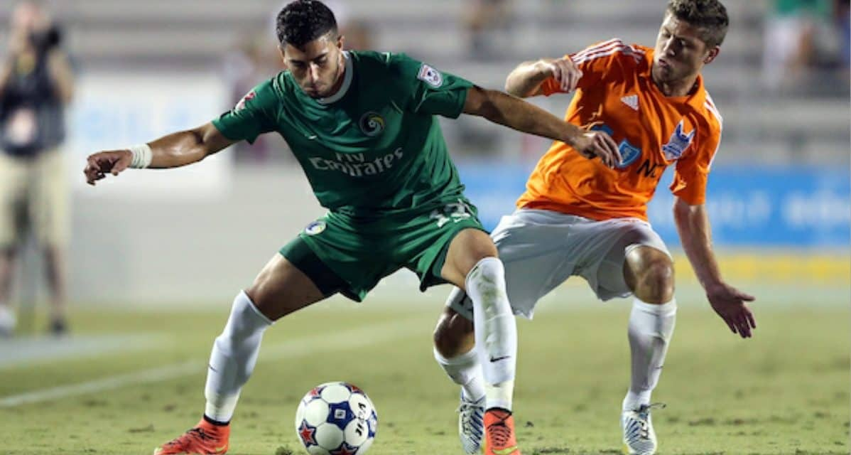 ONE BIG ASSIST: Savarese kept Guenzatti under Cosmos' insurance, helped open the door to Tampa