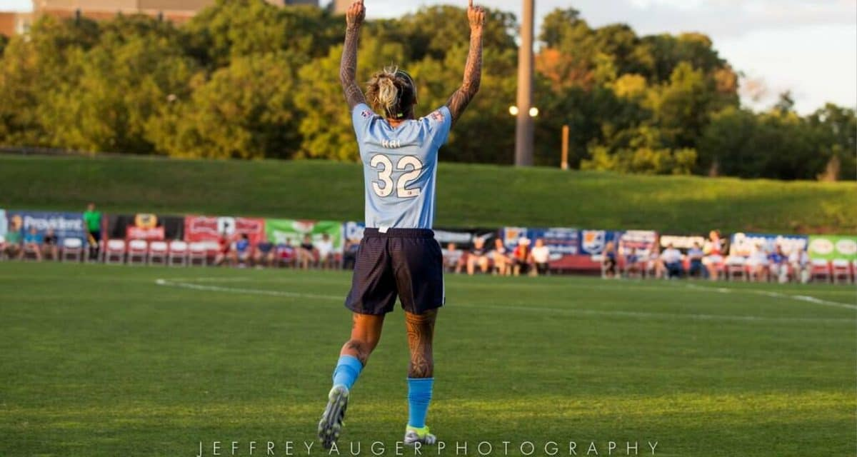 READY FOR RE-ENTRY: Sky Blue FC places Kai on NWSL Re-Entry Wire