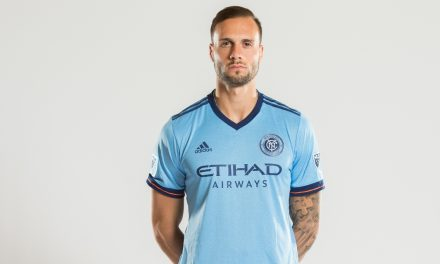 IN SEARCH OF: A healthy, experienced center back for NYCFC