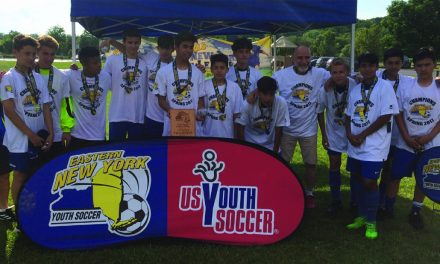THE KINGS OF QUEENS: Kosmos win ENYPL Boys U-16 final