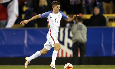 INTO THE FINAL: Pulisic powers U.S. men over Reggae Boyz in Gold Cup semis