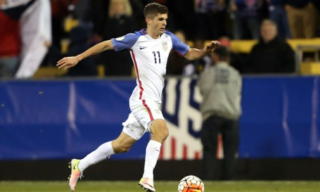 THE ECSTASY AND AGONY: Pulisic scores again, but suffers hip injury