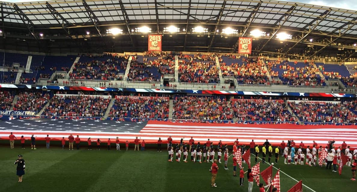 CROWDED STADIUM: Montreal to play one home game at Red Bull Arena, joining Red Bulls, NYCFC