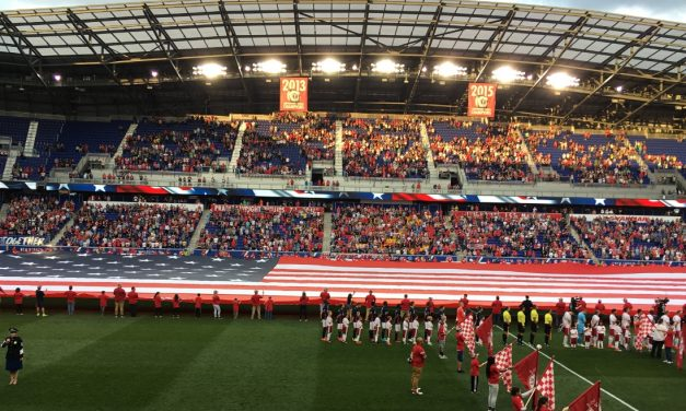 HOME, SWEET, HOME TIMES THREE: Red Bull Arena continue to host NYCFC, Montreal matches