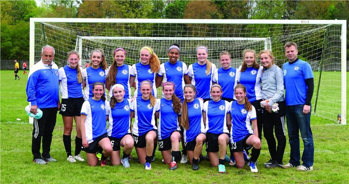 PREMIER CHAMPIONS Saratoga/Wilton United captures ENYPSL Girls U-17 title