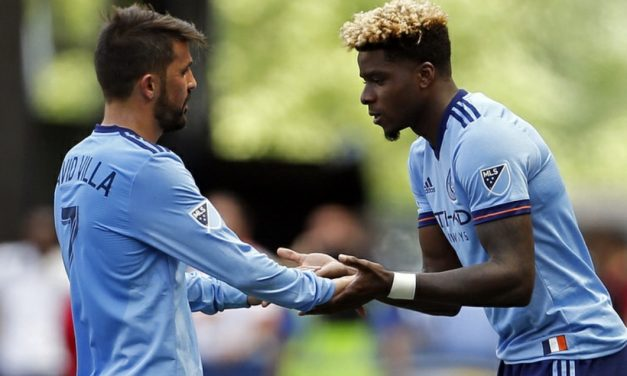 OFFSIDE REMARKS: New York City FC can make a huge statement this week