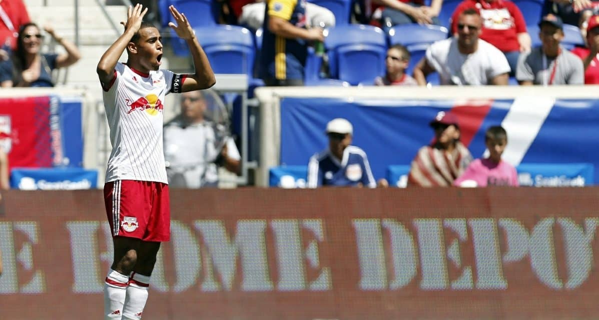 NOT READY TO SHUT THE OPEN DOOR QUITE YET: Red Bulls feel a sense of urgency to win Open Cup quarterfinal