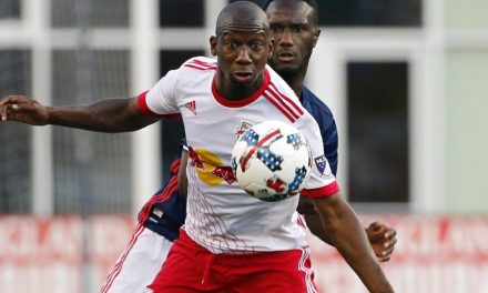 THE WRIGHT-PHILLIPS STUFF: BWP strikes in 87th minute to lift Red Bulls over Revs in Open Cup quarterfinals