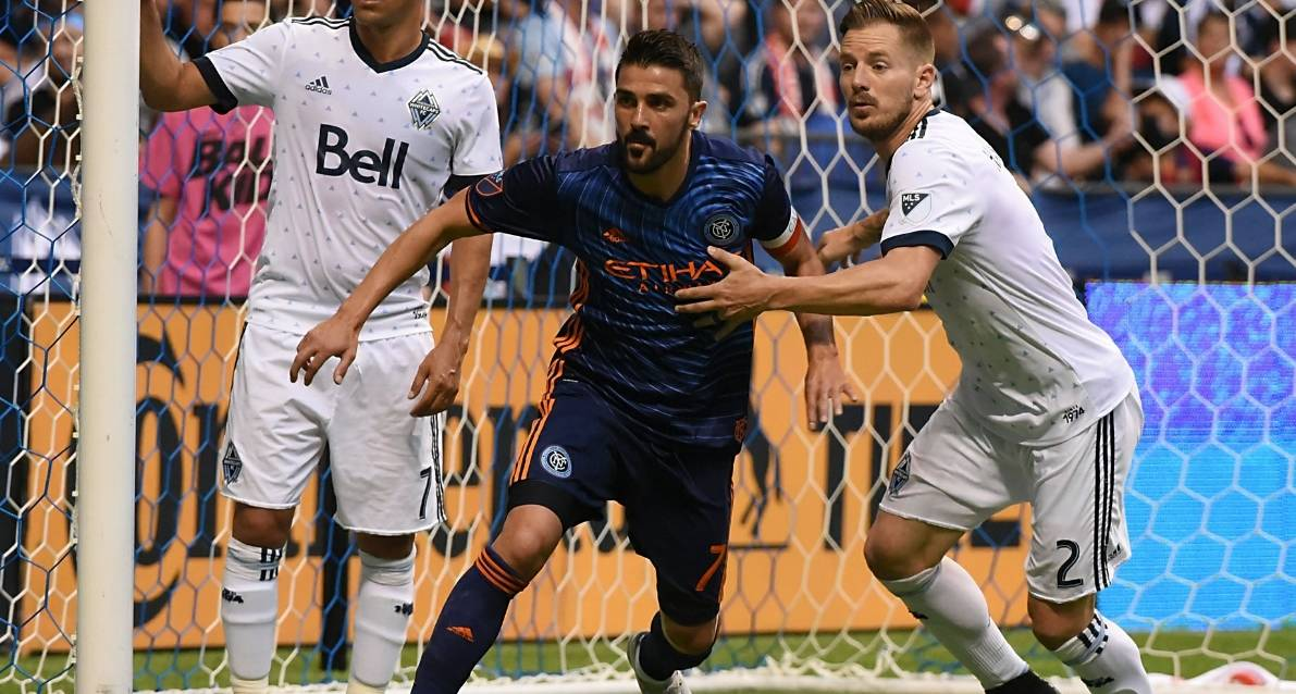 STILL MLS' BEST: ESPYs honor NYCFC's Villa