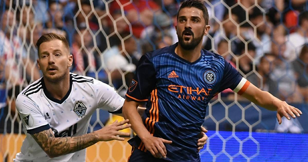 MORE STARS FOR DAVID: NYCFC's Villa voted onto MLS all-star Fan XI