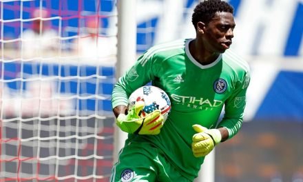 COMING HOME: Sean Johnson returns to NYCFC from USMNT