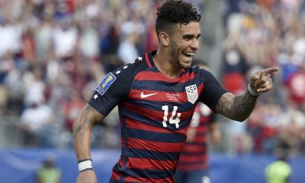 ONE GOAL IS NOT ENOUGH: U.S. plays Panama to 1-1 draw in Gold Cup opener