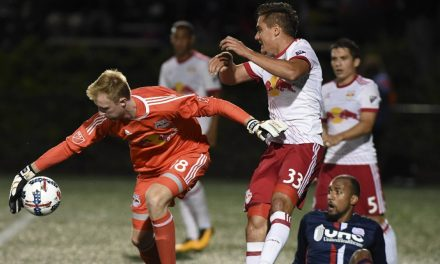 THE BEASTS OF THE EAST: Red Bulls acquit themselves quite well in an unusual stretch vs. rivals