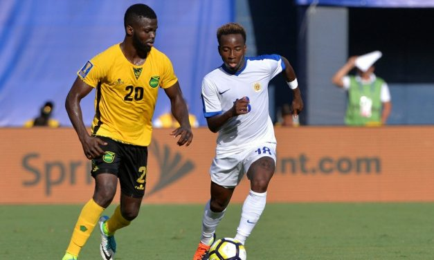 SURPRISE, SURPRISE: Lawrence and the Reggae Boyz reach the Gold Cup semifinals