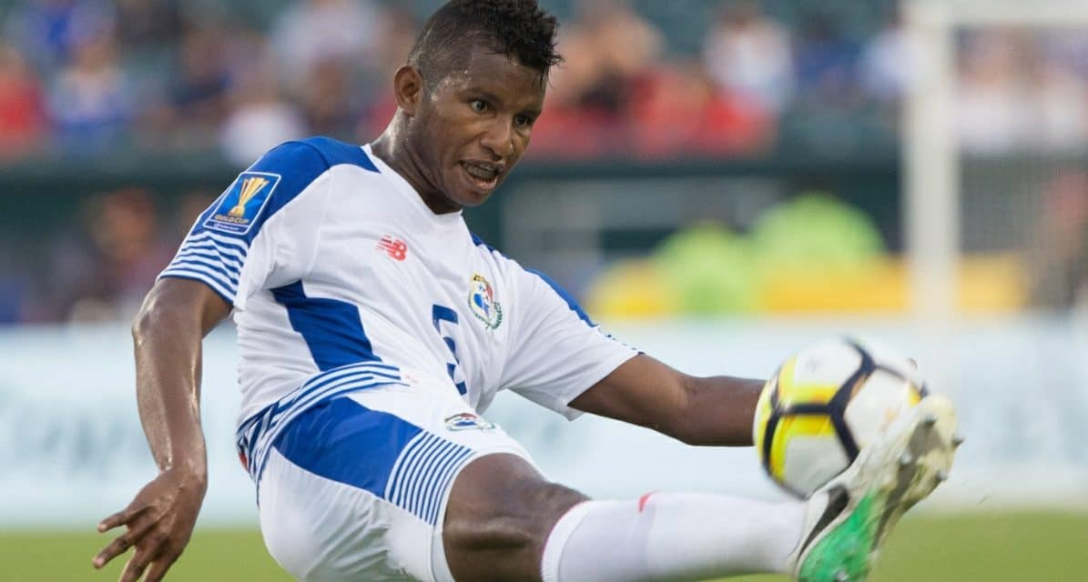 TAKING OUT A LOAN: Red Bulls get Panama international defender Escobar