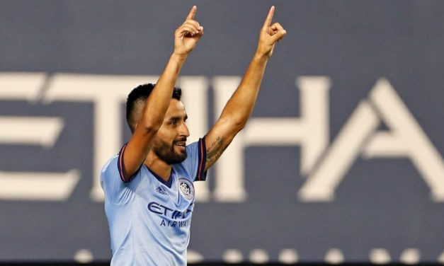 LOST OPPORTUNITY: NYCFC surrenders equalizer in stoppage in 2-2 tie with Toronto FC