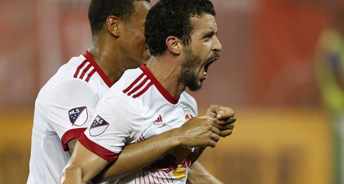 FANTASTIC TIMING: Kljestan, Felipe break open close game with 1st goals of the season