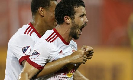 FANTASTIC TIMING: Kljestan, Felipe break open close game with 1st goals of the season