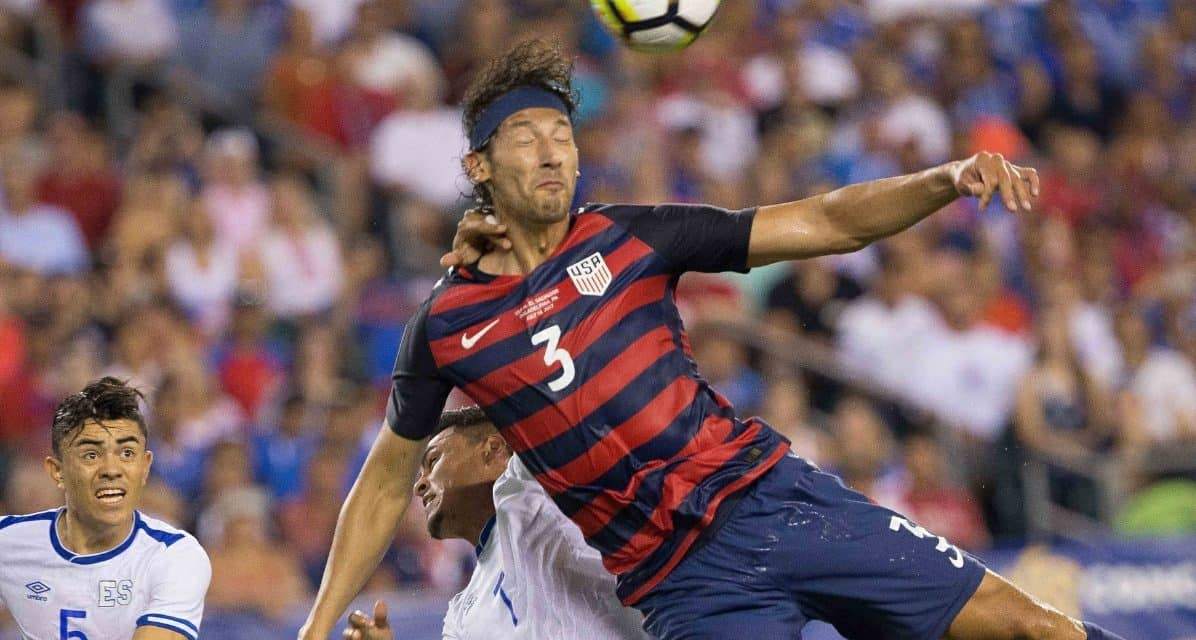 SEMIFINAL BOUND AGAIN: U.S. blanks El Salvador, will play Costa Rica