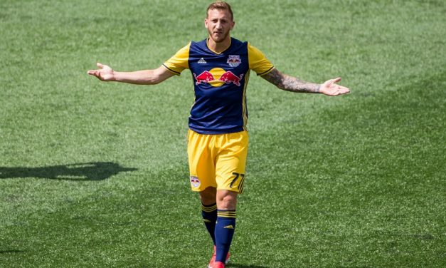 THEY'RE HOT, HOT, HOT: Red Bulls roll past Minnesota, 3-0