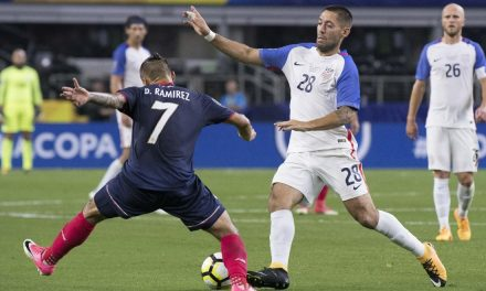 BAY WATCH: U.S. returns to region that helped re-ignite its World Cup hopes as they vie for the Gold Cup