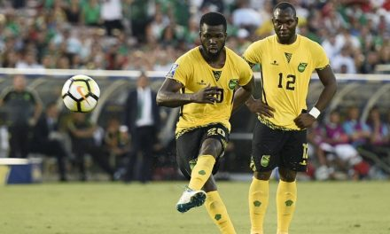 ONE HISTORIC FREE KICK: Lawrence boosts Jamaica into Gold Cup final, boots Mexico out of the tournament