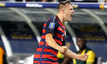 REDEMPTION TIME: Morris makes up for his mistake, scores winner to lift USA to Gold Cup crown