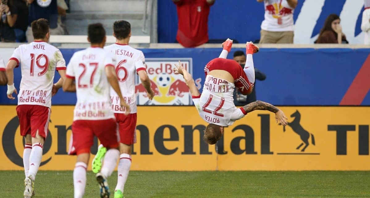 ANOTHER ROMP: Red Bulls roll over Impact, 4-0, as Royer strikes twice again