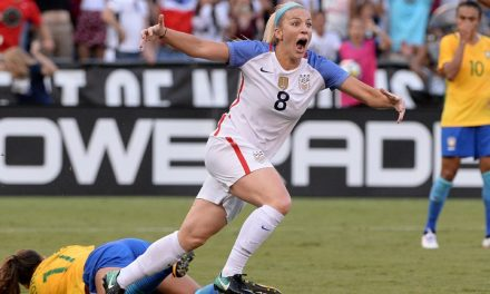 ONE MEMORABLE COMEBACK: U.S. women rally late for 4-3 win over Brazil