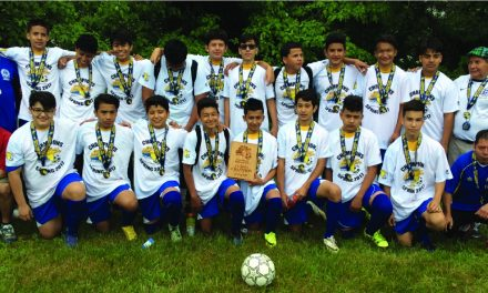 TWO IN A ROW: Uniondale Pitbulls win ENYPL Boys U-15 title