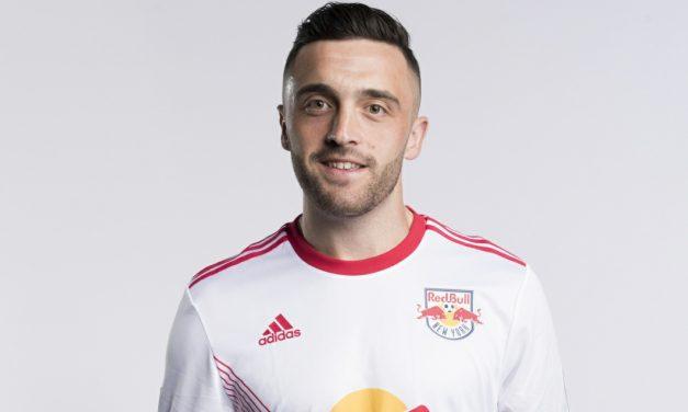 ON LOAN: Red Bull II striker Allen heads to Minnesota