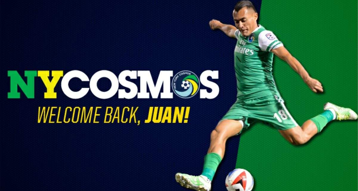 THE WAITING GAME: Cosmos hope for Arango, Marquez to arrive this week