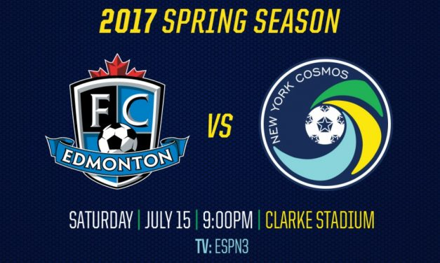 HOPING TO SPRING AHEAD: Cosmos want to close out season with a win in Edmonton