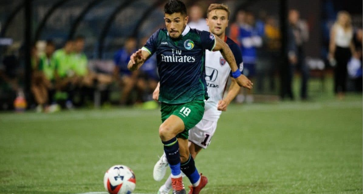 WATCH IT NOW: Highlights of Cosmos' draw with Indy
