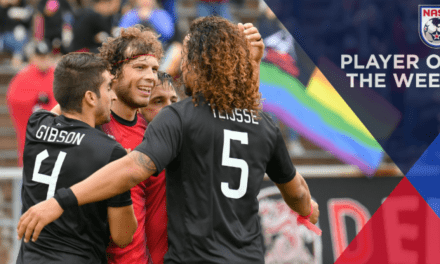TOMMY'S GUN: NASL selects Deltas' Heinemann as player of the week