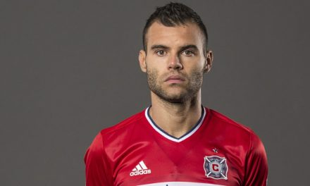 THE MAN'S ON FIRE: MLS names Chicago's Nikolić player of the week