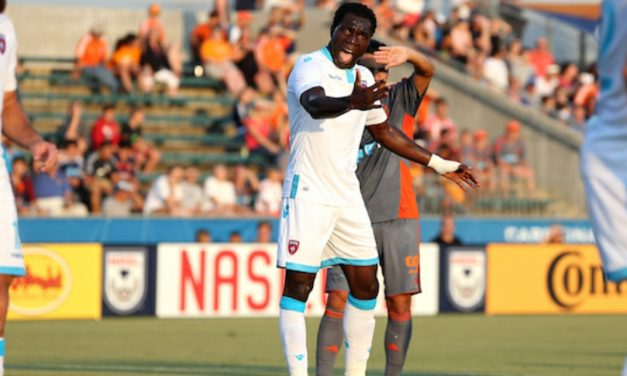 TO RUSSIA, WITH LOVE: Kwadwo Poku signs with Russian club